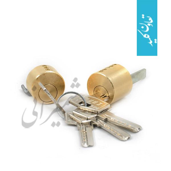 سیلندر-درب-حیاطی-با-کلید-کا